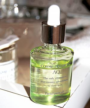 COSME DECORTE Facial pure oil