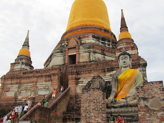タイの世界遺産~遺跡に見るタイの歴史