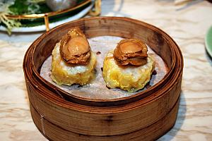 "原隻鮑魚燒賣皇(Whole Abalone ""Siu Mai"")"