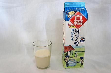 百福鮮豆漿(Soyamilk-Traditional)