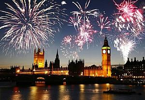 ◆New Year's Eve 大晦日◆*写真はMerlin Events Londonより
