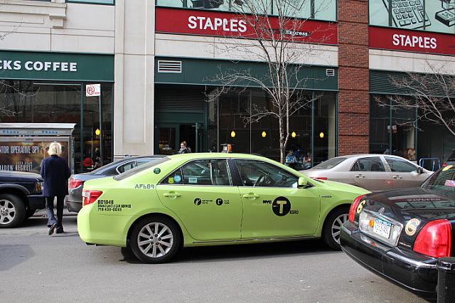 タクシー ブルックリン