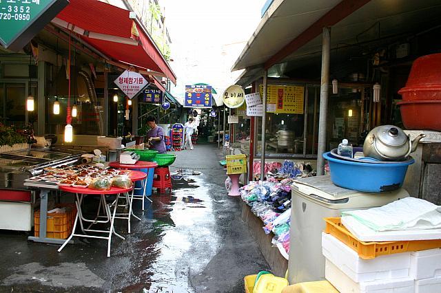 孔徳市場 | ショッピング・買物-ソウルナビ