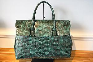 Aria Bag Vivid Green