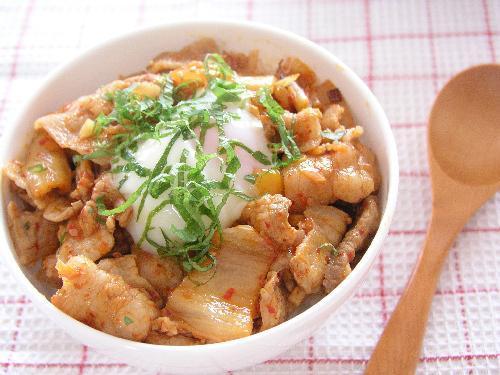 みゆき先生の簡単&おいしい韓国料理レシピ!「豚キムチ