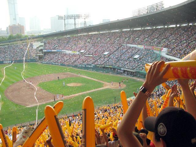 韓国のプロ野球を見に行こう!!...