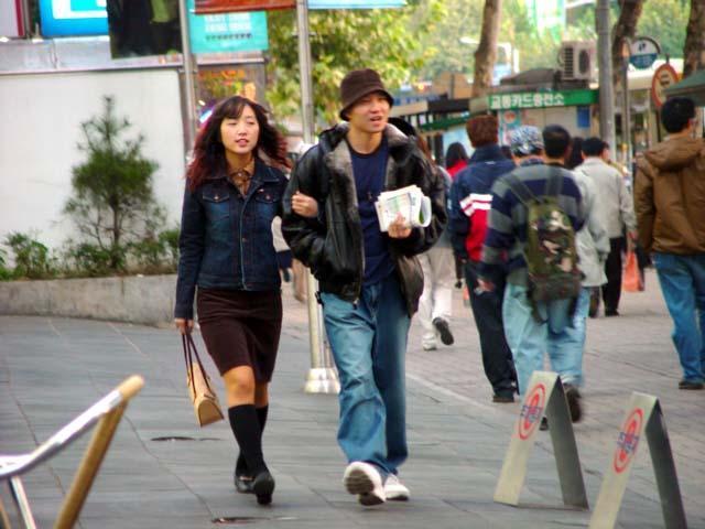 写真で見る江南駅周辺ファッションチェック!【2002年10月 ...