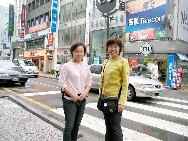 釜山で買い物天国大満喫の旅!【2002年】   プサンナビ
