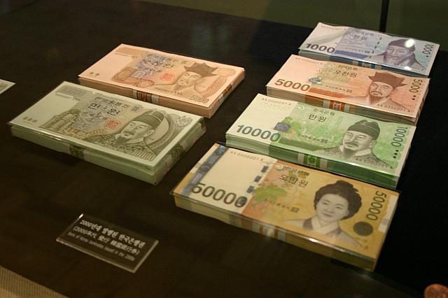 韓国 通貨