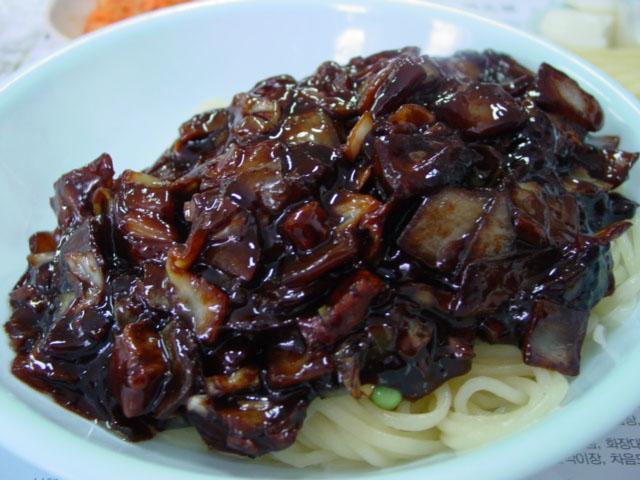 ジャジャン 麺