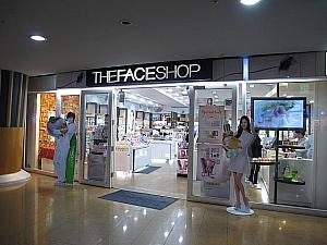 「THE FACE SHOP」