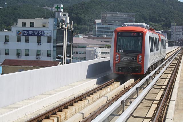 釜山から軽電鉄に乗って金海へショートトリップ! | プサンナビ