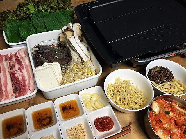 材料 サムギョプサル サムギョプサル 韓国料理レシピ 新大久保・コリアンタウン情報ならWOW新大久保