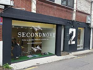 「SECONDMOVE」