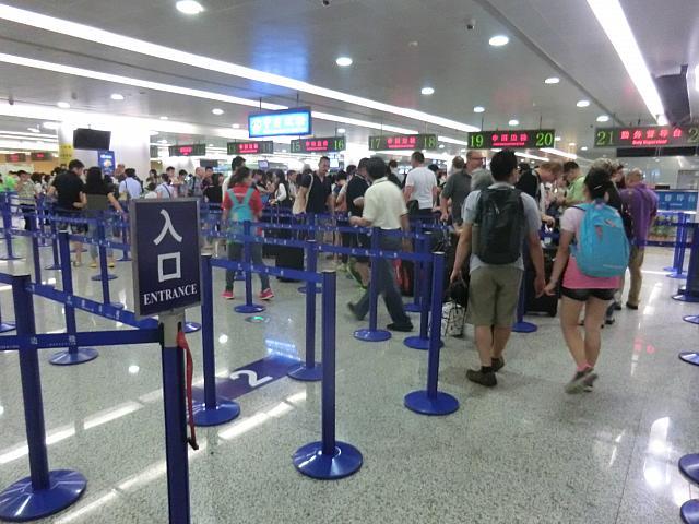 中国の入国/出国手続き | 上海ナビ