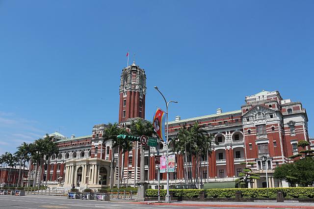 総統府 | 台湾観光-台北ナビ