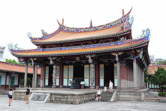 孔子廟 | 台湾観光-台北ナビ