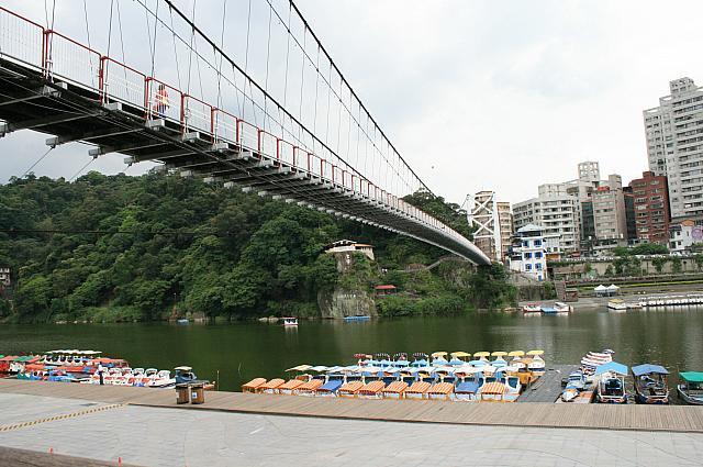 台湾 新店 ボート