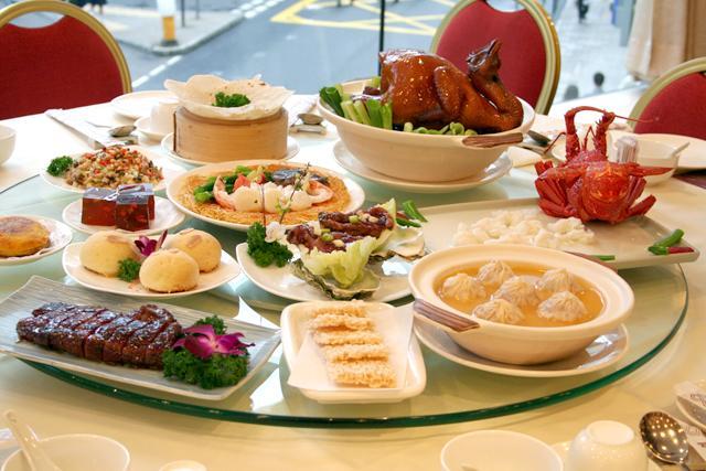 広東料理   台北ナビ