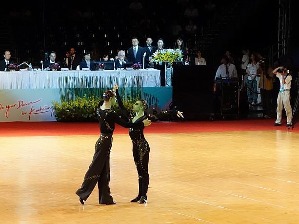 高雄が熱い!第1回世界運動舞踏大会開催