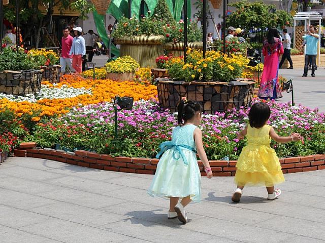 旧 正月 ベトナム