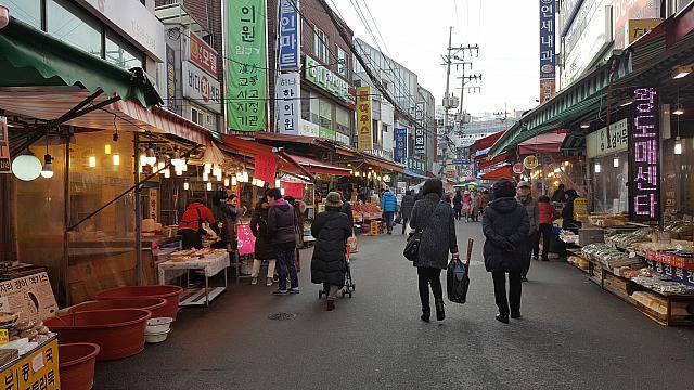 ナムソン市場 【※地図】 | ショッピング・買物-ソウルナビ
